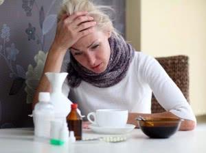 Проявление молочницы у женщин