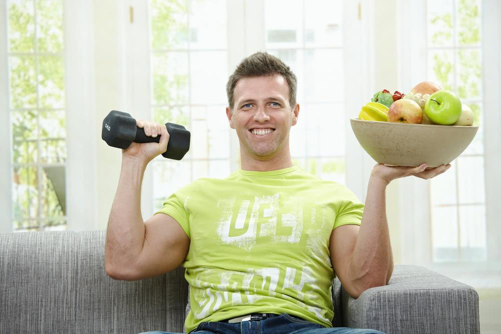 здоровая еда здоровый организм