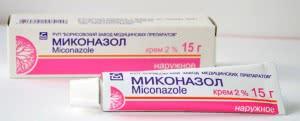Крем Миконазол