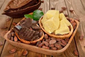 Масло какао в составе Виферона