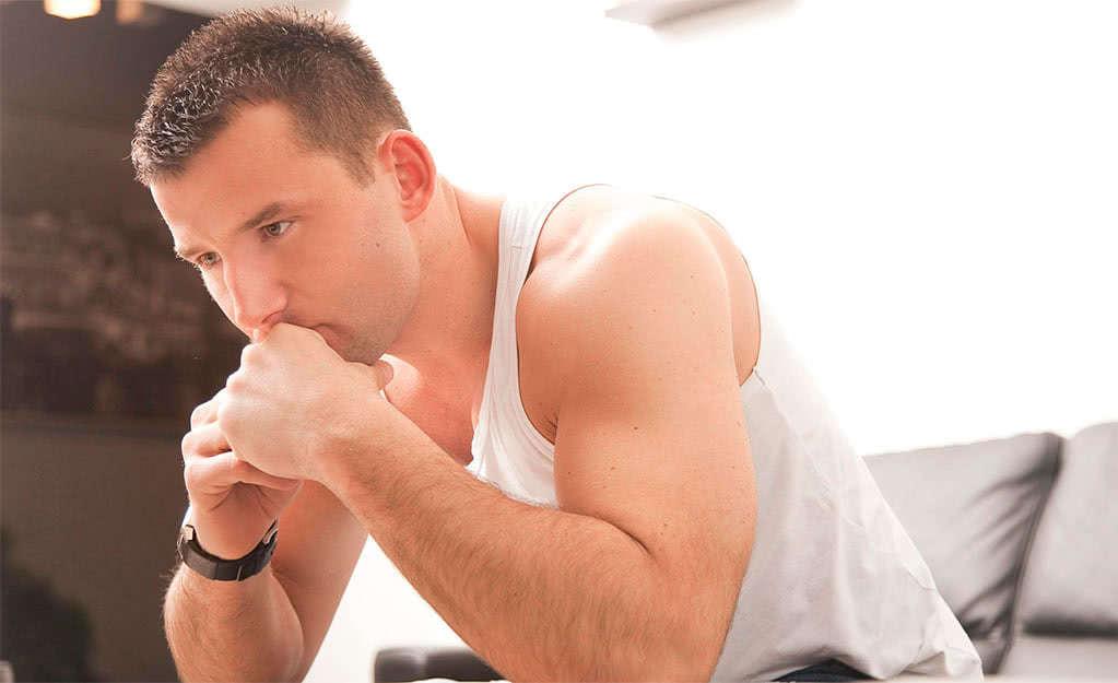 Как происходит лечение молочницы у мужчин