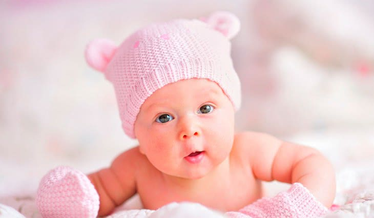 Молочница у новорожденного во рту