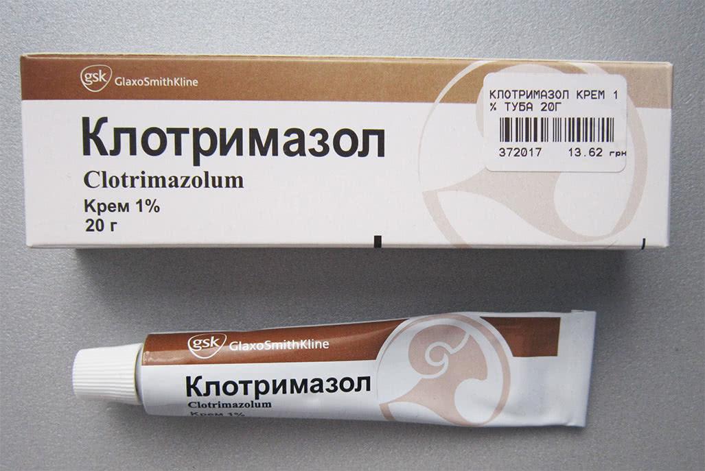 крем для лечения грибковых венерологических заболеваний
