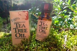 масло чайного дерева