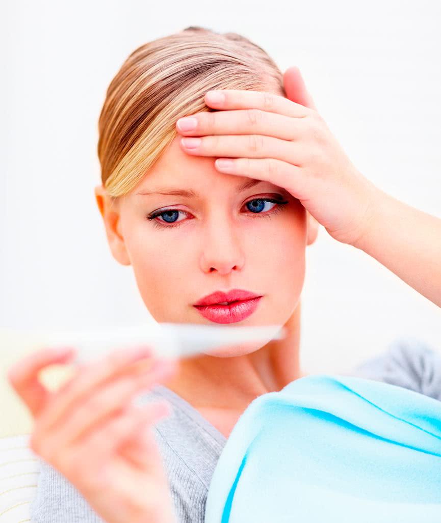 Причины частой молочницы у женщин