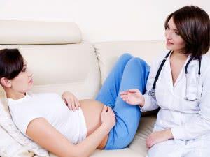 перестройка организма при беременности