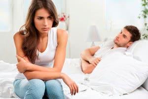 велика вероятность заразить партнершу