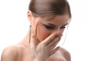 выделения с запахом