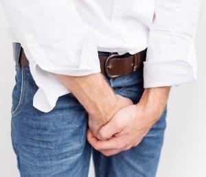 зуд в районе половых органов