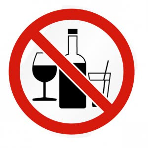 не совместимость с алкоголем