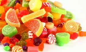 сладкая пища
