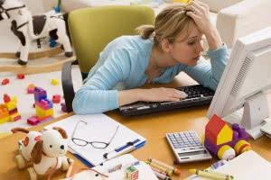 Стресс - причина молочницы