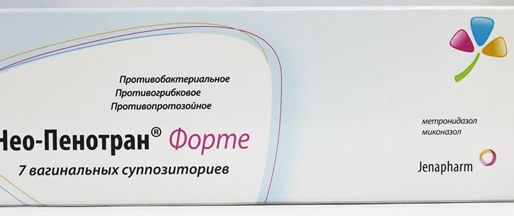 Свечи от молочницы Нео-Пенотран — отзывы о препарате