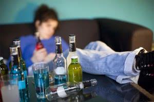 молочница, алкоголизм и наркомания