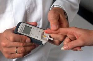 Сахарный диабет и кожный кандидоз