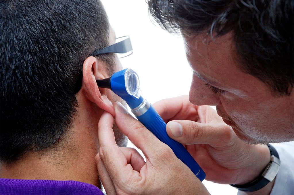 Лечение кандидоза ушной раковины