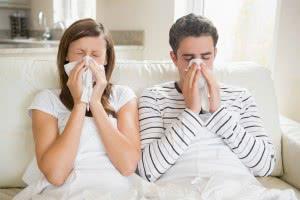 Простудные заболевания могут привести к кандидозу носа