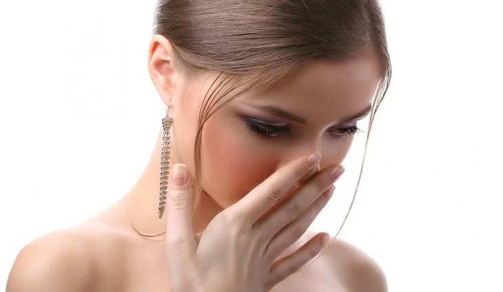 Молочница в носу — симптомы заболевания