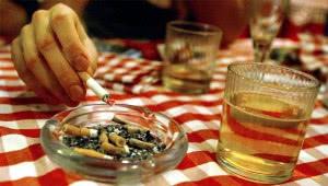 Курение и алкоголь при кандидозе