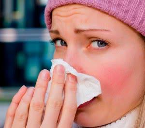 Простуда увеличивает шансы заболеть кандидозом