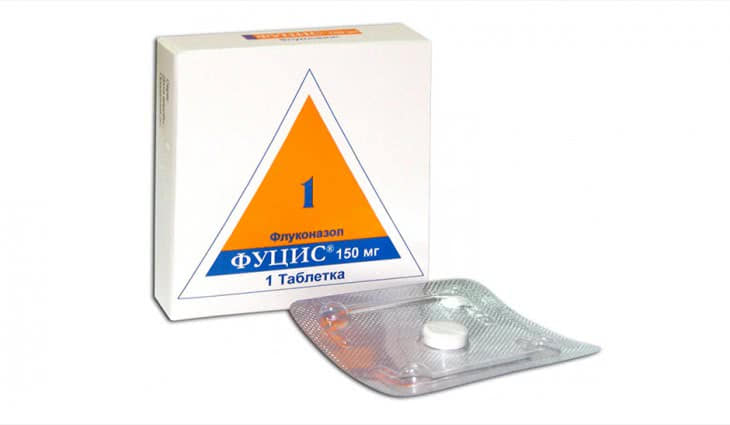 Как принимать таблетки Фуцис от молочницы