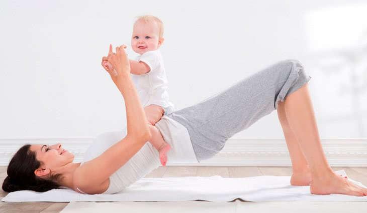 Молочница после родов