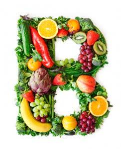 Витамины в фруктах и овощах