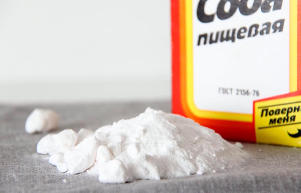 Лечение содой кандидоза у женщин после антибиотиков