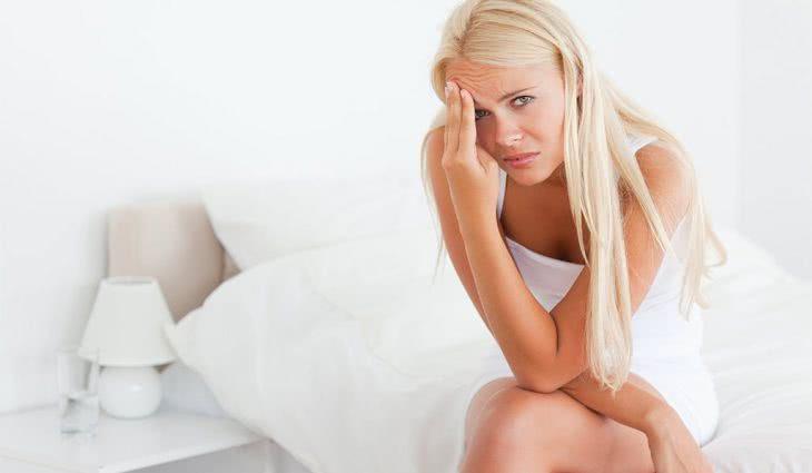 Почему начинается молочница и ее симптомы